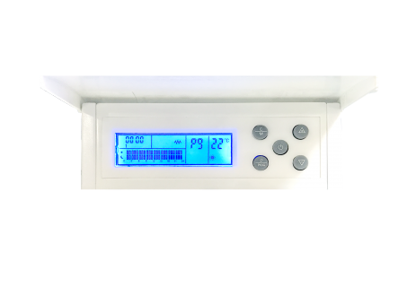 Radiateur-Inertie-fonte-AMAFO-controleur
