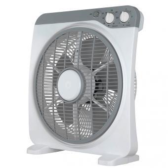 Ventilateur à poser Box Slim 30cm PACHO