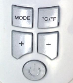 Radiateur Bain d'Huile LCD controller