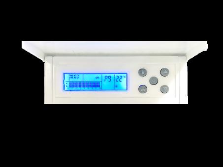 Radiateur PALACY - Inertie céramique + résistance surfacique contrôleur