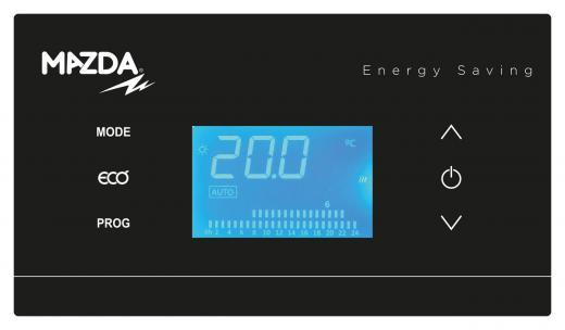 Radiateur Dual Kherr Smart controleur