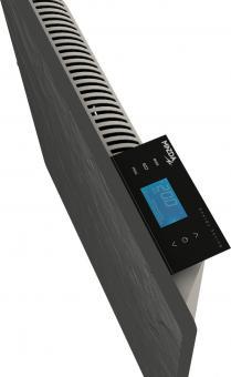 Radiateur Dual Kherr Smart haut contrôleur Ardoise noire