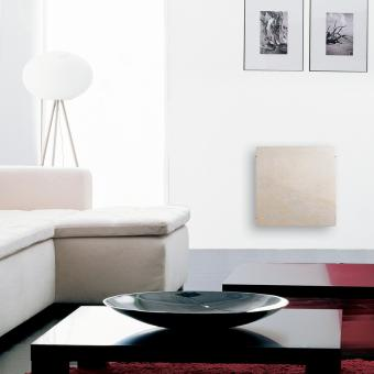 Radiateur Dual Kherr Smart ambiance Sable blanc