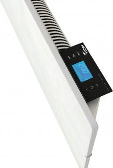 Radiateur dual kherr 2.0 Smart Sable blanc haut contrôleur