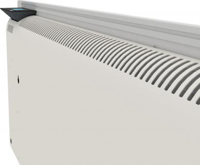 Radiateur dual kherr 2.0 Smart Sable blanc dos haut