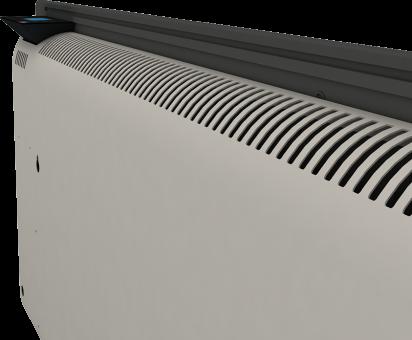 Radiateur dual kherr 2.0 Smart Terre lunaire dos haut