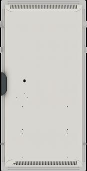 DUAL KHERR SMART 2.0 - Sèche-serviettes sable blanc dos entier