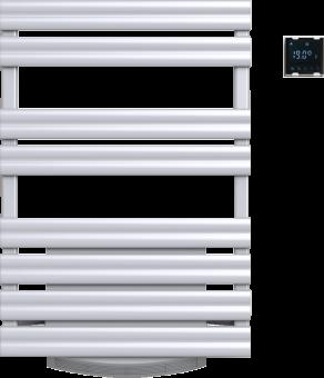 Sèche-serviettes inertie sèche + soufflerie DOUBLE WAVE 5S