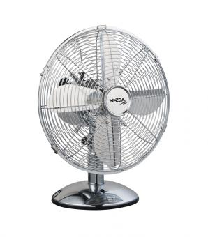 Ventilateur de table Chromy 30/40 cm