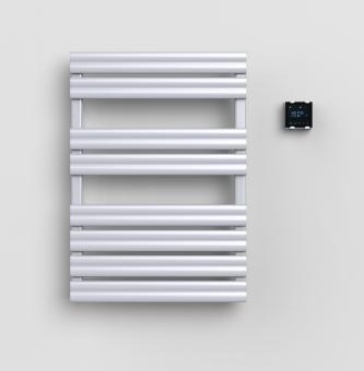Sèche-serviettes inertie sèche ONDIS 5  telecommande