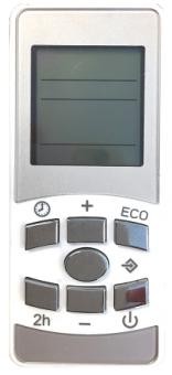 Télécommande Sèche-serviettes RIBAO 500W + 1000W