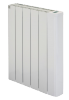 Radiateur droit inertie sèche MANIRO