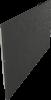 Radiateur dual kherr 2.0 Smart terre lunaire profil gauche